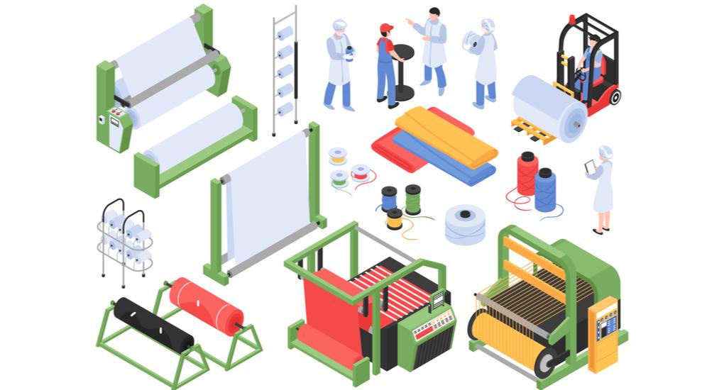 MES industria tessile: cosa fa esattamente?