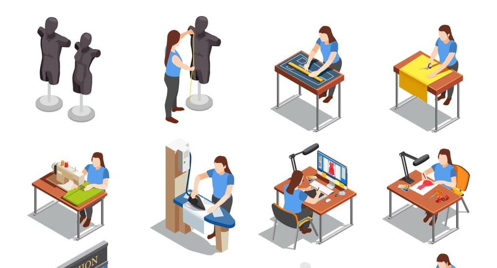 MES per il tessile: come monitorare la produzione in tempo reale
